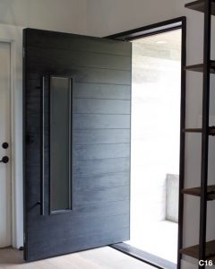Bespoke Custom Pivot Door