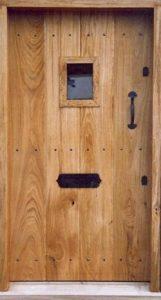 Bespoke Enterance Doors Jersey