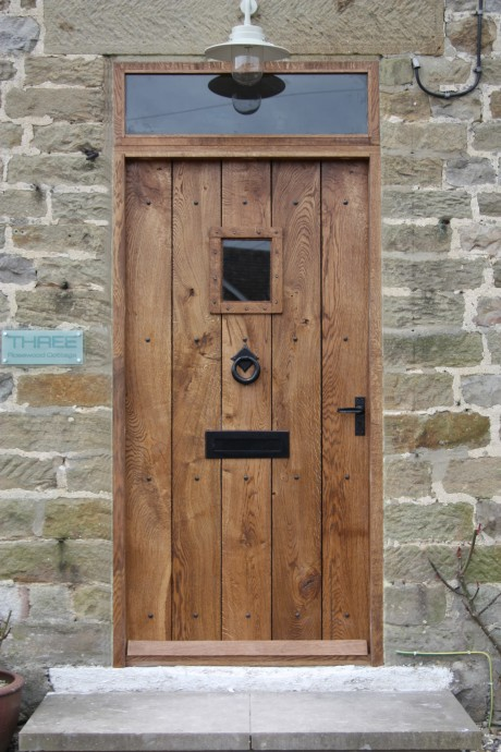 Bespoke External Doors Jersey