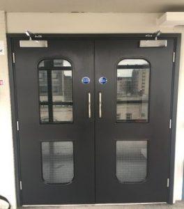 Double Fire Doors Jersey