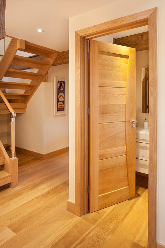 Light Internal Oak Door