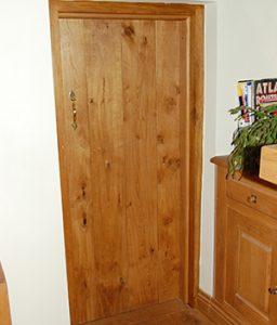 Mid Oak Cottage Door