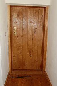 Oak ledge brace doors Jersey