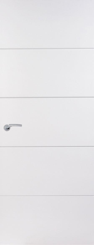 Modern Security Fire Door