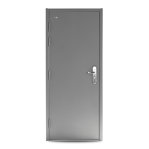 Steel Security Door with Multi-Point Locking