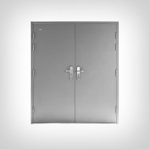 Fire Commercial Steel Security Door