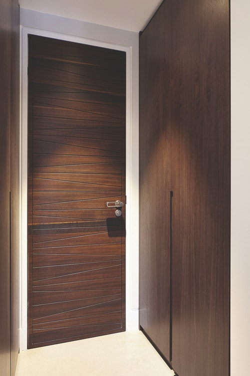 milano Internal Silvelox Doors