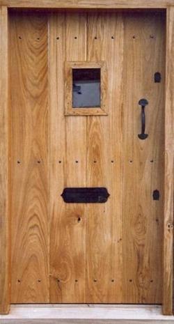 Oak Front Door Jersey