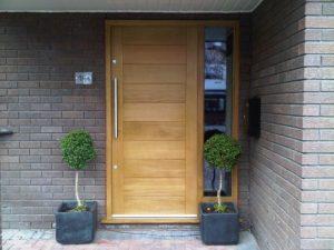Jersey Front Door