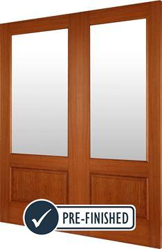 Exterior Door Bray Pair