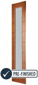Exterior Door Contemporary Sidelight