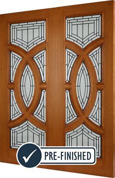 Exterior Door Olympia Pair