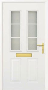 External Door Hormann TPS400