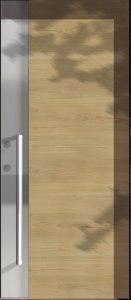 Silvelox Ritz Exterior Door