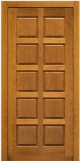 Silvelox TOP Front Door