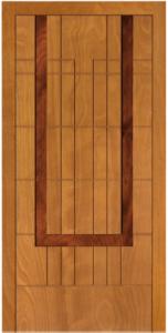 Silvelox Tau Front Door