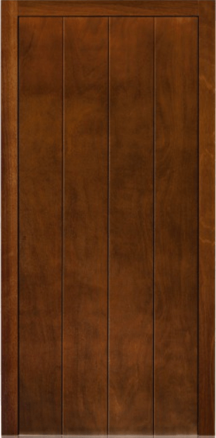 Silvelox VIP Front Door