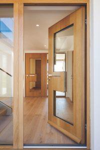 External Door Ice